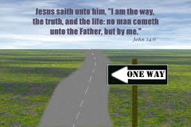 I Am The Light The Way Haystack Bible Commentary John 14 6 Jesus Saith Unto Him I Am