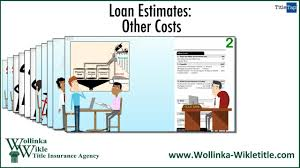 Estimating Homeowners Insurance by Understanding Your Loan Estimate Other Costs Palm Harbor Fl