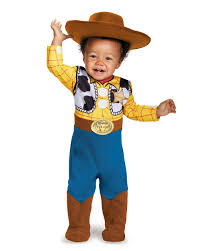 Cute Boy Halloween Costumes Toy Story Infant Woody Deluxe Costume Walmart