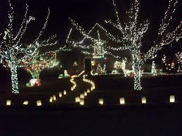 christmas lights wichita ks the grabers christmas lights