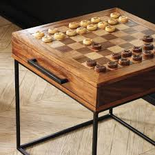 chess board coffee table chess coffee table furniture favourites