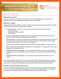 On The Job Training Resume by Customer Service Resume Free Customer Service Resume Templates