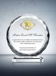 appreciation award letter sample pastor anniversary tributes and sample wordings diy awards pastor anniversary gift