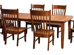 amish table and chairs daniel s amish tables distressed rectangular dining table belfort