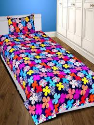 Single Bed Linen Sets Bed Sheet Sets Online Buy Designer Bed Sheets Online At Lowest Price