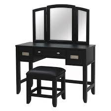 home styles bedford bedroom vanity table black hayneedle