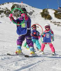 ski taster day from the age of 3 years skischule kühtai