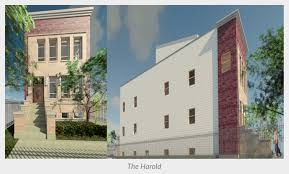 pictures of home see the single family homes filling bronzeville u0027s vacant lots