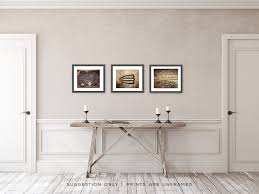 Laundry Room Wall Art Decor by Warm Brown Laundry Print Or Canvas Set Of 3 U2022 Lisa Russo Fine Art