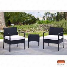 Wicker Outdoor Furniture Ebay by Outdoor Wicker Chair Ebay