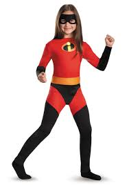 Halloween Costumes Fir Girls Kids Violet Incredibles Costume