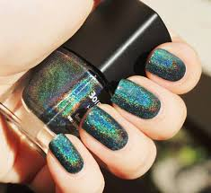 amazon com holographic holo glitter born pretty nail polish
