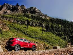 Nissan Rogue Off Road - 2017 nissan rogue sport road trip review micro machine adventures