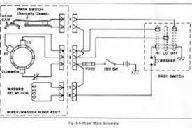 1967 chevelle wiper motor wiring diagram wiring diagram