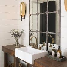 French Bathroom Cabinet by Skirted Vanity French Bathroom Munger Interiors