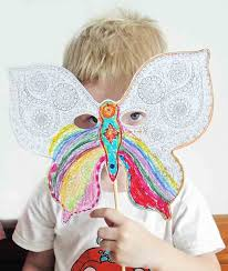 Butterfly Crafts For Kids To Make - 81 best fun activities crafts and snacks for kids images on