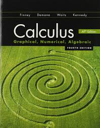 calculus 2012 student edition by finney demana waits kennedy