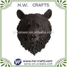 decorative bear head wall decor decorative bear head wall decor