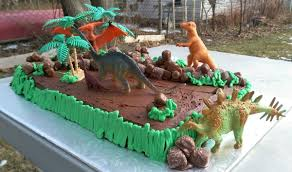 dinosaur cakes easy dinosaur cake birthday party ideas for kids you pinspire me