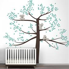 Nursery Decor Stickers Wall Decoration Wall Sticker Baby Room Wall And Wall