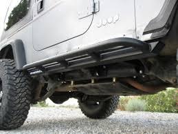 jeep rock sliders jeep yj rock sliders