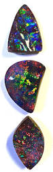 green opal rock 946 best boulder opal images on pinterest opals fossils and