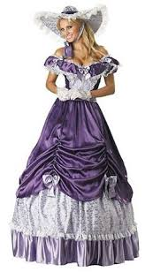 Belle Halloween Costume Women Mother U0026 Daughter Matching Peachy Southern Belle Costume