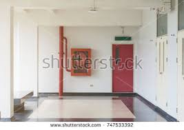 fire extinguisher cabinet stock images royalty free images