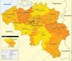 map belguim digital postcode map belgium 2 digit 646 the world of maps