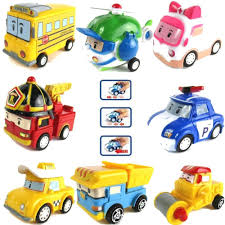 car toy clipart robocar poli pull back car toys 8 pcs in 1 set shopee malaysia