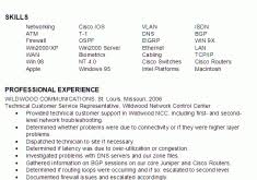 stunning it resume example gallery simple resume office