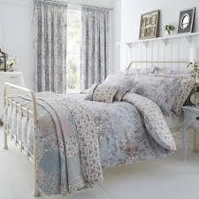 Duck Egg Blue Duvet Sets Bethany Duck Egg Reversible Duvet Cover And Pillowcase Set Bed