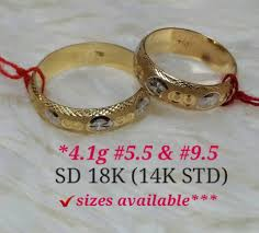 saudi gold wedding ring 18k saudi gold wedding rings 81261 affordagold philippines