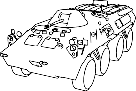 military coloring book btr 80 military truck coloring page wecoloringpage