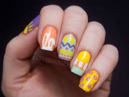 175 best easter nails images on pinterest easter nail art