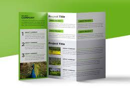fold brochure template dribbble nature tri fold brochure template free psd 03 jpg by
