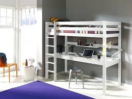 bureau sous lit mezzanine bureau sous mezzanine ensemble lit mezzanine avec bureau penderie