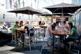 Patio Downtown The Best Rooftop Patios In Toronto