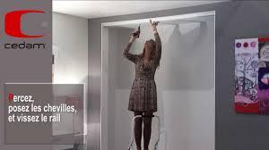 comment poser une porte de chambre poser ses portes coulissantes