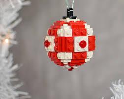 lego ornament etsy