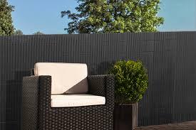 sichtschutz balkon grau pvc sichtschutz terrasse balkon balkonverkleidung sichtschutzzaun