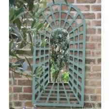 ideas for trellis mirror u2013 outdoor decorations