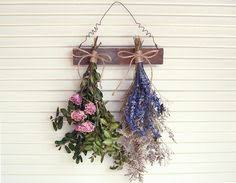 Dried Flower Arrangements Dried Flower Rack Dried Floral Arrangement Wall Decor Dried