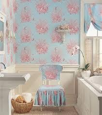Wallpapered Bathrooms Ideas 49 Best Bathrooms Deserve Design Too Images On Pinterest