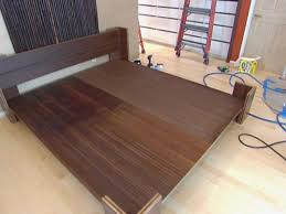 Build Platform Bed Easy Way To Build Platform Bed Frame Beautiful How To Build A