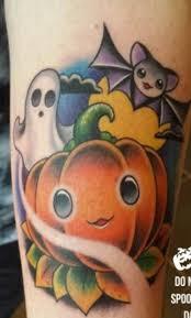 the 25 best cute halloween tattoos ideas on pinterest halloween
