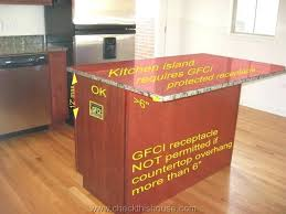 Kitchen Island Outlet Ideas Kitchen Island Electrical Outlet Kitchen Island Cabinet Storage