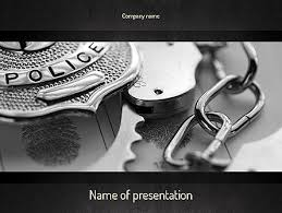 ppt templates for justice criminal justice powerpoint template backgrounds 11369