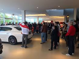 ferrari dealership crystal city ferrari show corning ny empire state region