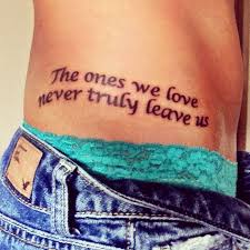 harry potter the ones we never truly leave us